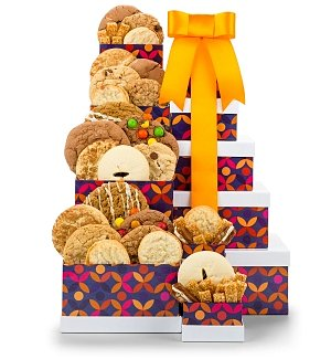 Gourmet Decadence Cookie Tower