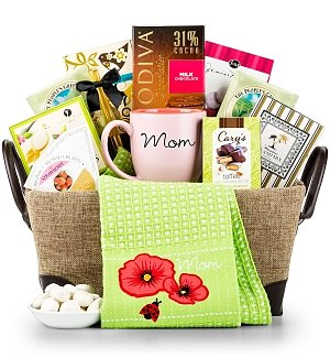 Mother's Day Tea & Gourmet Basket