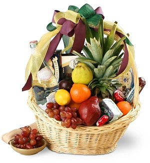 Cornucopia Fruit Basket