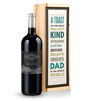 Wine Gift Boxes: Father's Day Premium Wine Crate