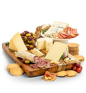 Cheese, Charcuterie Gifts: Italian Cheese and Charcuterie Collection