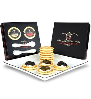 Champagne & Caviar: Imperial Caviar Gift