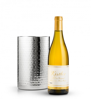 Wine Accessories & Decanters: Kistler Vineyard McCrea Chardonnay Sonoma Mountain 2014 with Double Walled Wine Chiller