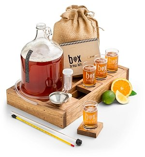 Food Drink Kits Gifts: IPA Home Brew Box Gift