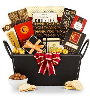 Admin Appreciation Gift Basket