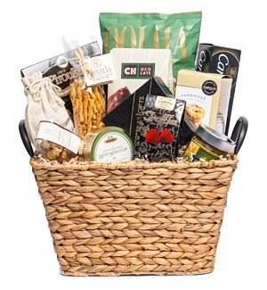 Gourmet Gift Baskets: Comfort Collection