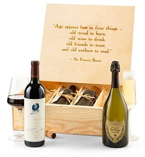 Champagne and Chocolate Gifts