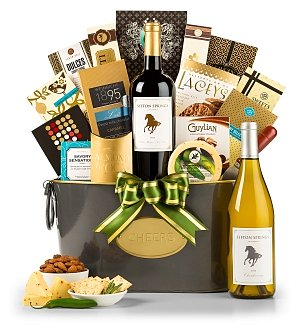 Just Because Wine Basket