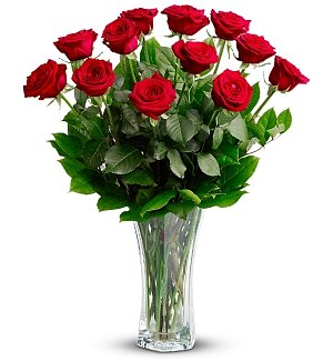 Corporate Gala Red Roses Bouquet