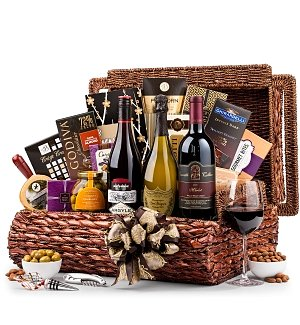 Park Avenue Holiday Luxury Gift Basket