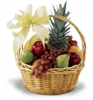 New Beginnings Fruit Basket