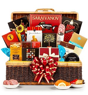 Corporate Cuisine Gift Basket