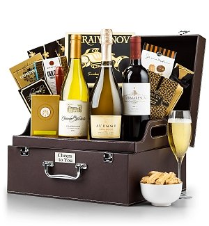 Grand Get Well Gift Basket