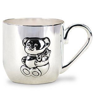 Engraved Baby Cup