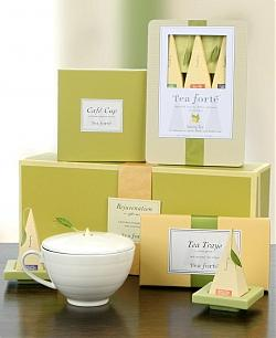 Tea Forte Rejuvenation Tea Set