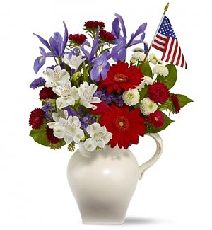 American Spirit Bouquet