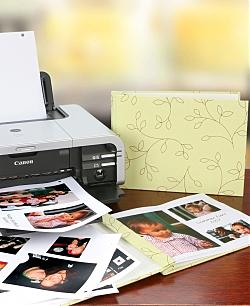 Handmade Photo Album with Premium Inkjet Paper