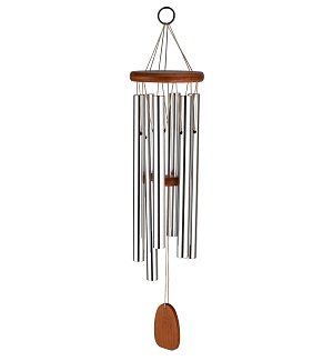 Amazing Grace Engravable Wind Chimes