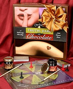 Truth, Dare or Chocolate for Valentine's Day