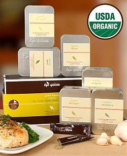 Green Basics Organic Spices