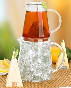 Iced Tea Brewing Stack