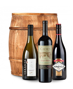 Caymus Special Selection Premium Wine Barrel