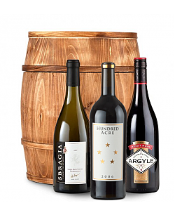 Hundred Acre Cabernet Sauvignon Premium Wine Barrel