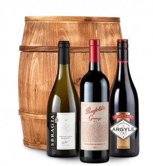 Penfolds Grange 2007 Premium Wine Barrel