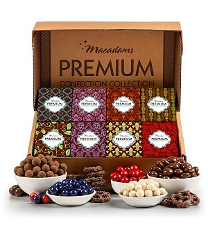 Macadams' Chocolate Collection
