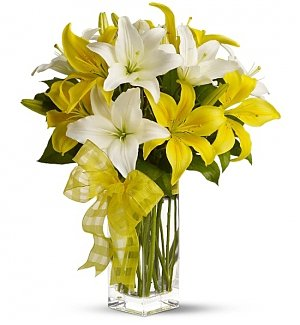 Lovely Lilies for Mom