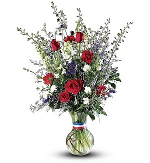 Salute to the USA Bouquet