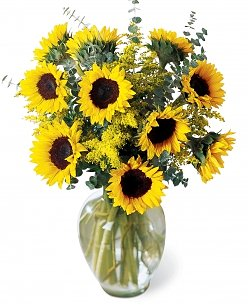 Sunflower Patch Bouquet