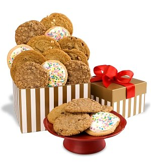 Jumbo Cookie Gift Box