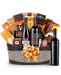 Cardinale Cabernet Sauvignon 2006 - Martha's Vineyard Luxury Wine Basket