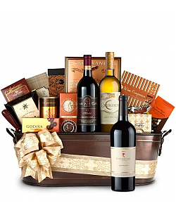 Peter Michael Les Pavots 2007 - Martha's Vineyard Luxury Wine Basket