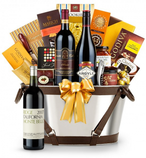 Ridge Monte Bello 2007- Martha's Vineyard Luxury Wine Basket