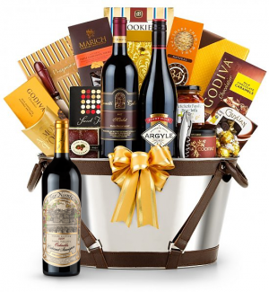 Far Niente Cabernet Sauvignon 2009 - Martha's Vineyard Luxury Wine Basket