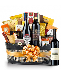 Quintessa Meritage 2009 Red - Martha's Vineyard Luxury Wine Basket