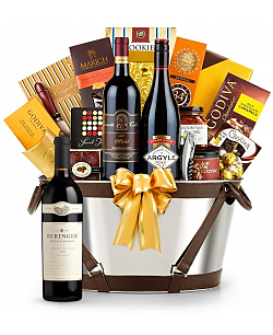 Beringer Private Reserve Cabernet Sauvignon 2009 - Martha's Vineyard Luxury Wine Basket