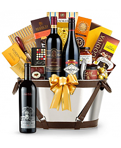 Silver Oak Napa Valley Cabernet Sauvignon 2008 - Martha's Vineyard Luxury Wine Basket