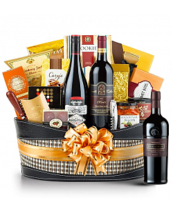 Joseph Phelps Insignia Red 2009 - Martha's Vineyard Luxury Wine Basket