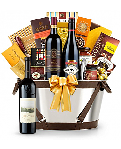 Quintessa Meritage 2010 Red - Martha's Vineyard Luxury Wine Basket