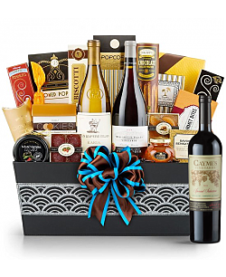 Caymus Special Selection Wine Basket - Cape Cod