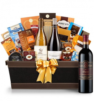 Leonetti Reserve Red 2009 - Cape Cod  Luxury Wine Basket