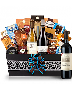Groth Reserve Cabernet Sauvignon 2008  - Cape Cod Luxury Wine Basket