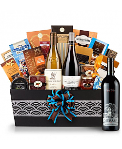 Silver Oak 2008 - Cape Cod  Luxury Wine Basket