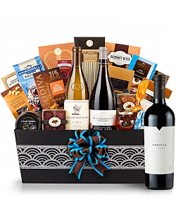 Merryvale Profile 2009 - Cape Cod Luxury Wine Basket