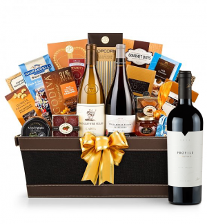 Merryvale Profile 2010- Cape Cod Luxury Wine Basket