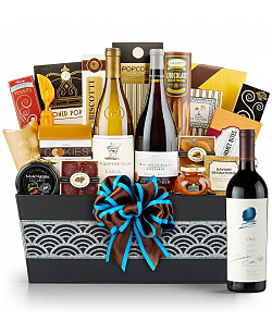 Opus One 2010-Cape Cod Luxury Wine Basket