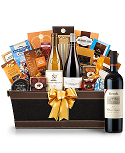 Groth Reserve Cabernet Sauvignon 2009 - Cape Cod Luxury Wine Basket